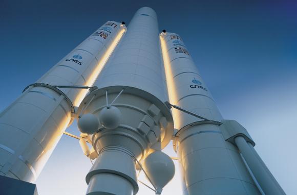 DLR Ariane (Bild: DLR)