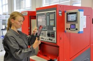"Industrie 4.0-Anwendungsfall ""iGetPro"" Auftragsabwicklung einer Getriebeproduktion (Projektgruppe RMV des Fraunhfoer IWU, Silke Takacs)"