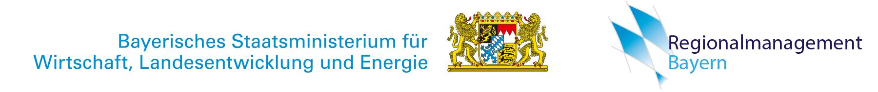 Logo Regionalmanagement Bayern